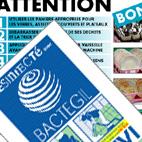 HACCP Sodevi HE Panneaux utilisation